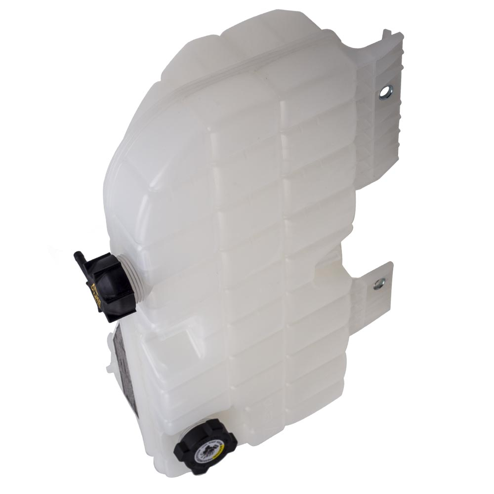 For Kenworth T660 Engine Coolant Recovery Reservoir Bottle Tank #6035403 White