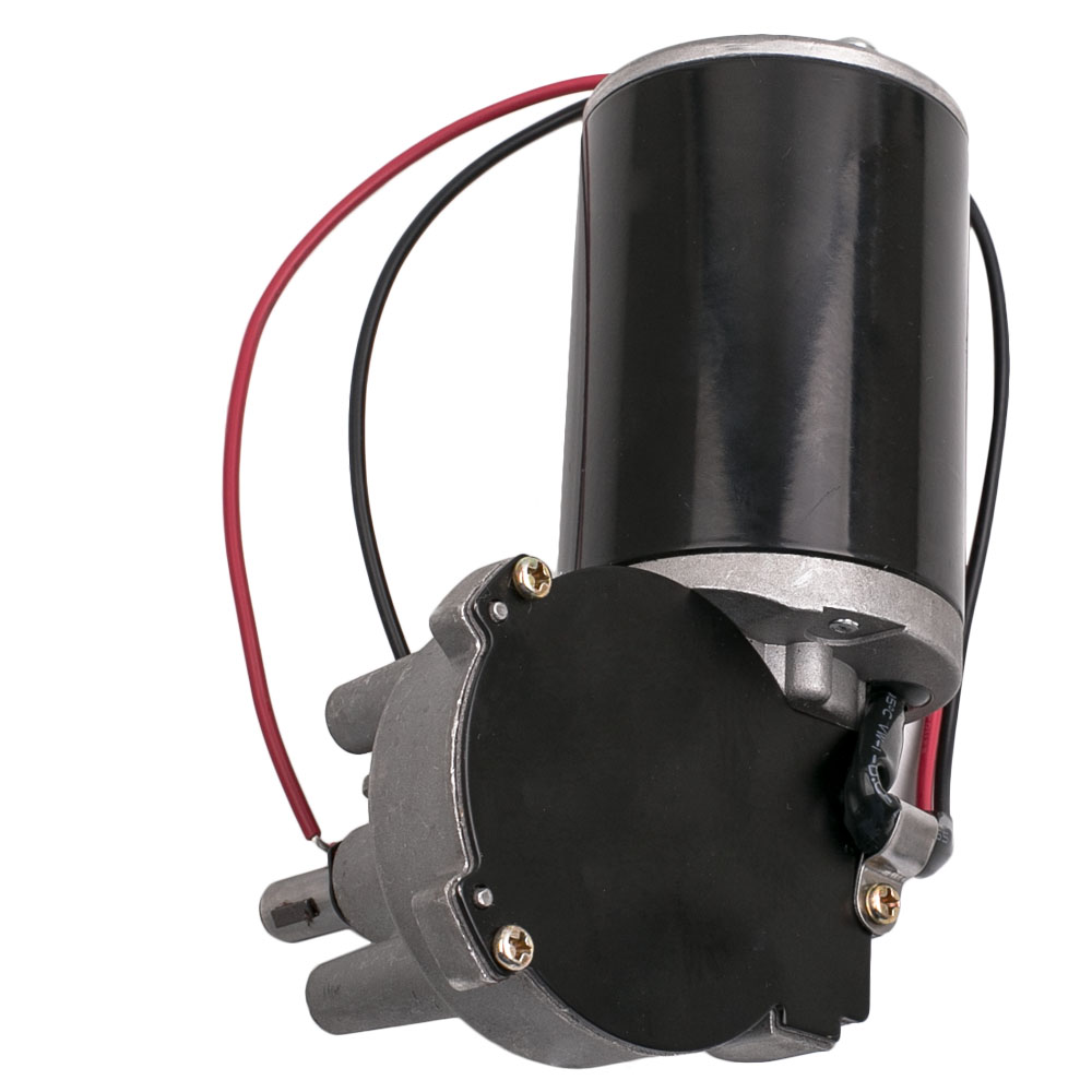 24V Gleichstrommotor Getriebemotor 10mm Durchmesser 24V DC Torantrieb Fenster